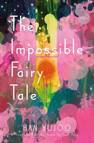 impossible fairy tale cover