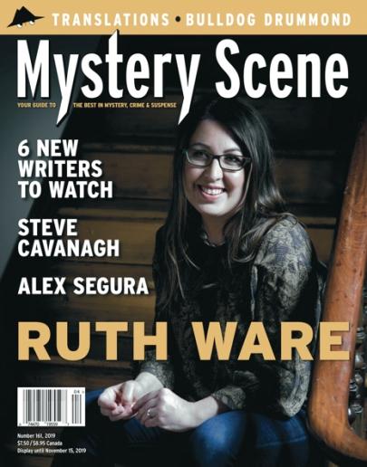 mystery scene magazine fall 2019