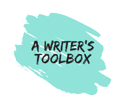 A Writer's Toolbox logo